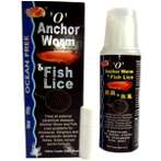 O ANCHOR WORM & FISH LICE 125ml MD184
