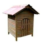 DOG HOUSE - LARGE DOGHOUSE-L