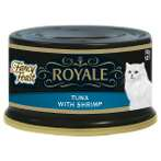 ROYALE TUNA WITH SHRIMP 85g 12029917