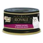 ROYALE TENDER CHICKEN SEAFOOD SAUCE 85g 12029933