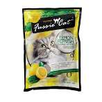 FUSSIE CAT LITTER LEMON REFRESH 10 Litres 300135