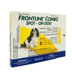 FRONTLINE COMBO SPOT ON DOGS (SMALL) 2.01ml FLDOG-S