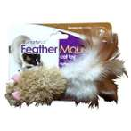 FEATHER MOUSE TOY WW39385