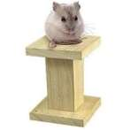 BITING WOOD STAND FOR HAMSTER - SMALL MR265
