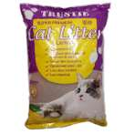 SUPER PREMIUM CAT SAND (LEMON) 10L (8.1kg) BW/CL1474