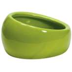 ERGONOMIC DISH GREEN (LARGE) 61681