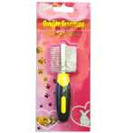 DOUBLE SIDED COMB FOR SMALL ANIMALS SA-COMB-2