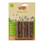 NIBBLERS WOOD CHEW KIWI STICKS 61469