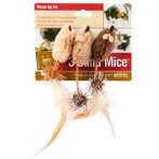 MOUSE TOY TRIO - 3 BLIND MOUSE WW049452