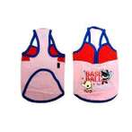 BASE BALL TANK TOP (PINK) (LARGE) PKH0JAKB-TS5030PKL