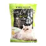 SILICA CAT LITTER (GREEN APPLE) 5L (2kg) BW/CL1535