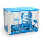 CAGE 2.5ft WITH PLASTIC TOP (ASSORTED) BW611M