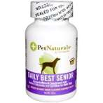 DAILY BEST SENIOR FOR DOGS (60 Tablets) 1DAIDGS-60