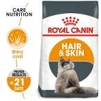 FELINE CARE NUTRITION HAIR & SKIN 33 4kg 122250