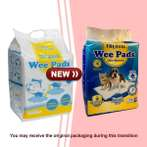 WEE PADS (SMALL) (100pcs) BW/PBT2-3045