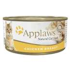 (CAT) TIN CHICKEN BREAST 70g MPM01002