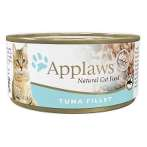 (CAT) TIN TUNA FILLET 70g MPM01003