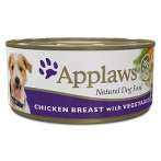 (DOG) TIN CHICKEN BREAST & VEGETABLES 156g MPM03002