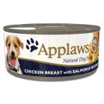 (DOG) TIN CHICKEN BREAST WITH SALMON & VEGETABLE 156g MPM03004