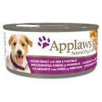 (DOG) TIN CHICKEN BREAST WITH HAM & VEGETABLE 156g MPM03005