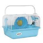 HAMSTER DELUXE CARRIER (BLUE) NA-H147