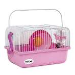 HAMSTER DELUXE CARRIER (PINK) NA-H146