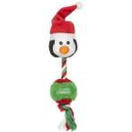 HOLIDAY SHAGGIES BALL - PENGUIN IDS0WB10413X9A
