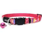 NEO CAT COLLAR - PINK CANDY STRIPES RG0CB41K