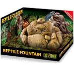 REPTILE FOUNTAIN WATER DISH PT2814