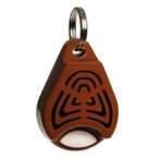 ULTRASONIC TICK & FLEA REPELLER FOR PETS (BROWN) INF0PRO10-001