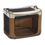 ONE TOUCH CAGE SMALL BROWN DP682
