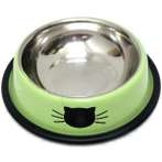STAINLESS STEEL BOWL (GREEN) YE78137GN