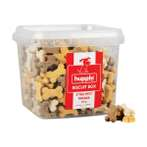 HUPPLE BISCUIT BOX - XTRA PETIT TRAINER 450g DF-424