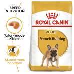 BREED HEALTH NUTRITION FRENCH BULLDOG ADULT 3kg 1889900