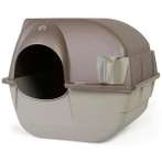 ROLL AND CLEAN SELF - CLEANING LITTER BOX OMP0RA20