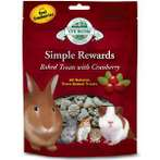 SIMPLE REWARDS BAKED TREATS WITH CRANBERRY 60g OB-BTCR