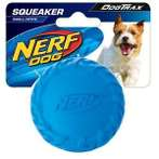 TIRE SQUEAK BALL 2.5❞ (GREEN / BLUE) (SMALL) VP6815