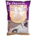 SUPER PREMIUM CAT SAND (BABY POWDER) 10L (8.1kg) BWCL1559