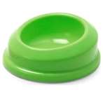 SMALL ANIMAL BOWL (GREEN) BW864GN