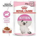 WET KITTEN POUCH 85g 2268400