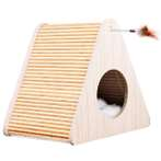 TRIANGLE CAT HOUSE YS95689