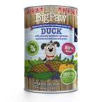 DUCK-BLUE BERRIES, COURGETTE, PUMPKIN (HYPOALLERGENIC) 390g FC0LBPD390D