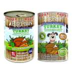 TURKEY - CRANBERRIES, BROCOLLI, CARROT 390g FC0LBPD390T