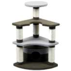 CAT TREE 4 TIER WITH BOX HOME TZ0HQ21182