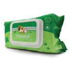 PET WIPES-OLIVE LEAF EXTRACT & ALOE VERA (100pcs) FRI0WTFSS88870010