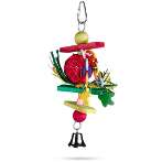WOODEN BIRD TOY - TRINOX BT05547