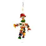 BIRD TOY - SCARECROW BT05551