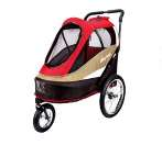 HAPPY BICYCLE PET TRAILER (RED) BWIBIFS980R