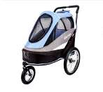 HAPPY BICYCLE PET TRAILER (BLUE) BWIBIFS980B